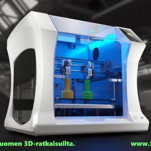 Leapfrog Bolt 3D-tulostin