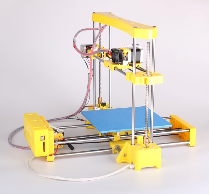 Edullinen 3D-tulostin, CoLiDo DIY