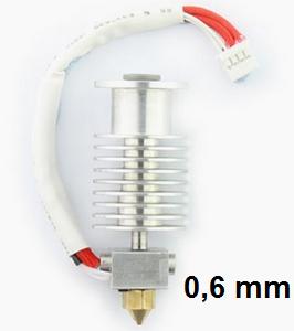 BCN3D Sigma Kuumapää 0,6mm
