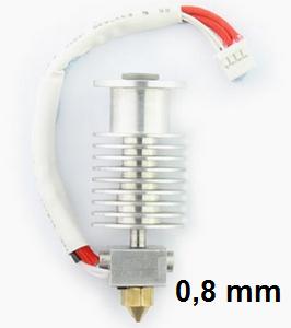 BCN3D Sigma-R17 Kuumapää 0,8mm
