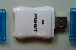 SD-korttti - USB-sovitin