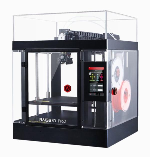 Raise3D PRO2 3D-tulostin, Suomen 3D-ratkaisut