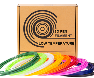 CoLiDo 3D Pen LT lisälangat 9 kpl