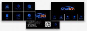 CreatBot D600 Pro-LCD
